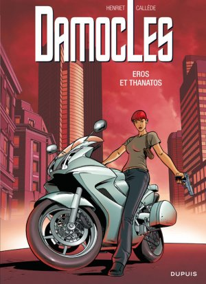 Damoclès 4 - Eros et Thanatos