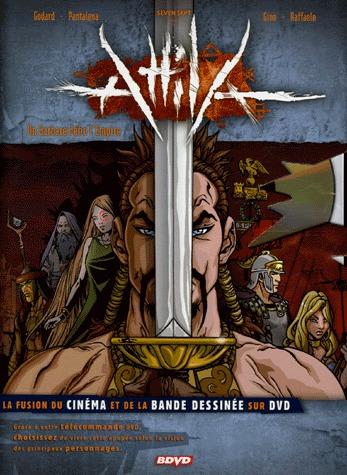 Attila - Un barbare défie l'Empire édition simple