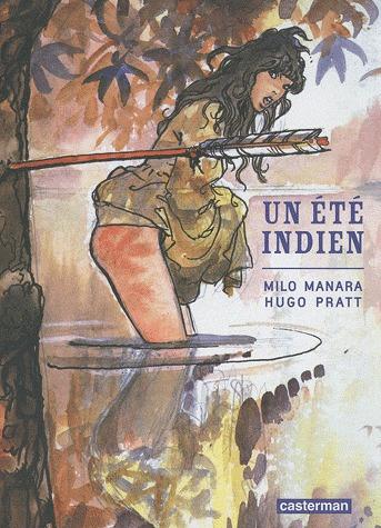 Un été indien édition Réédition 2010