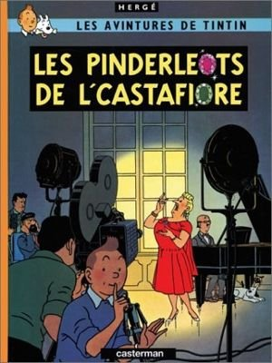 Tintin (Les aventures de) édition Patois picard tournaisien