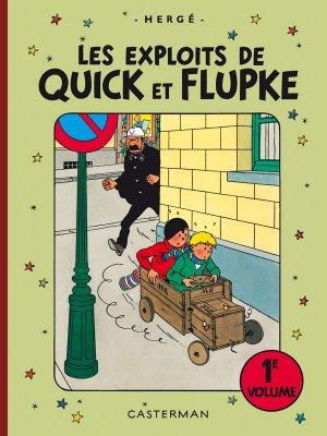 Quick & Flupke édition intégrale