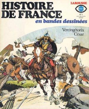 Histoire de France en bandes dessinées édition Simple