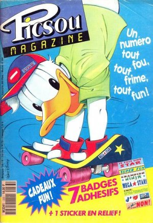 Picsou Magazine # 233