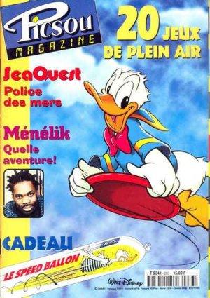 Picsou Magazine # 283