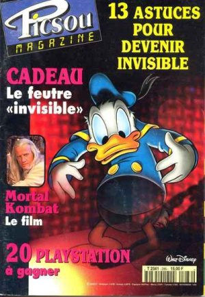 Picsou Magazine # 286