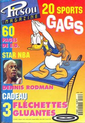 Picsou Magazine # 293