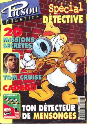 Picsou Magazine # 296