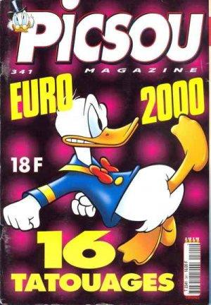 Picsou Magazine # 341