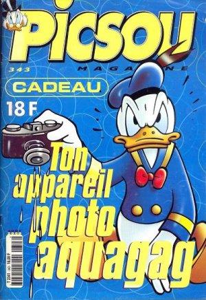 Picsou Magazine # 343