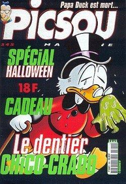 Picsou Magazine # 345