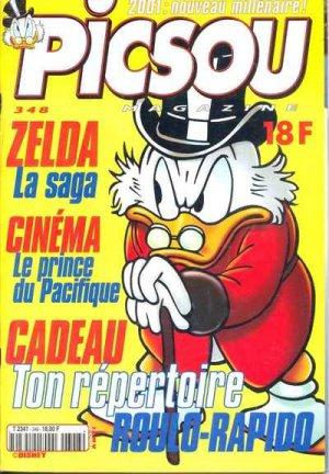 Picsou Magazine # 348