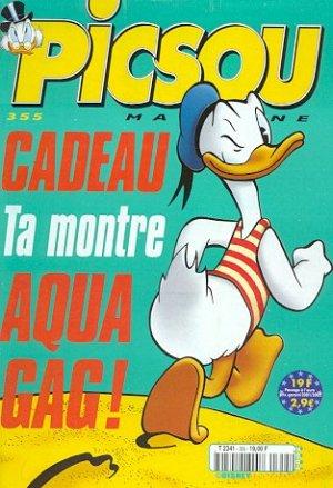 Picsou Magazine # 355