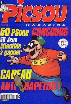 Picsou Magazine # 358