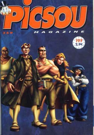 Picsou Magazine # 359
