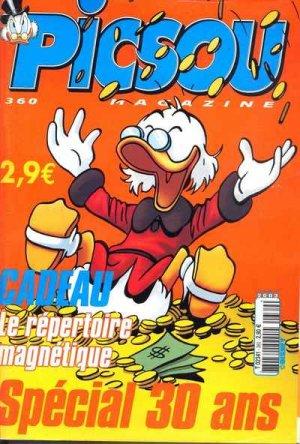 Picsou Magazine # 360