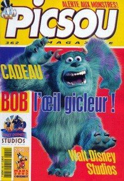Picsou Magazine # 362