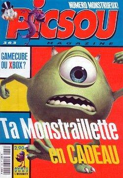 Picsou Magazine # 363