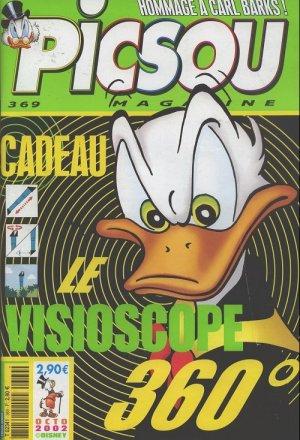 Picsou Magazine # 369