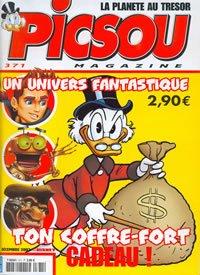 Picsou Magazine # 371