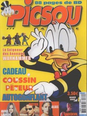 Picsou Magazine # 374