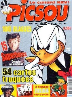 Picsou Magazine # 376