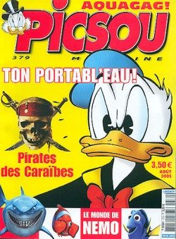 Picsou Magazine # 379