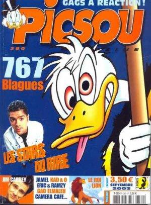 Picsou Magazine # 380