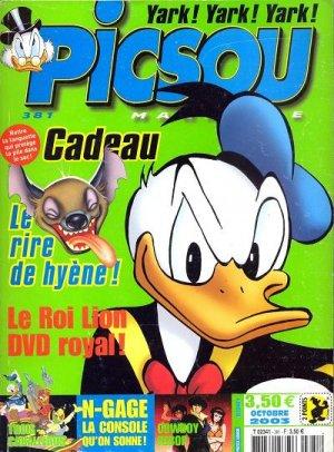 Picsou Magazine # 381
