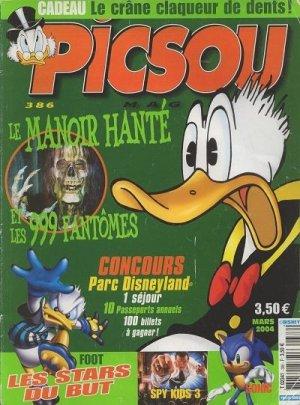 Picsou Magazine # 386