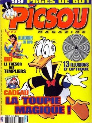 Picsou Magazine # 393