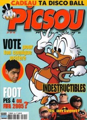 Picsou Magazine # 394