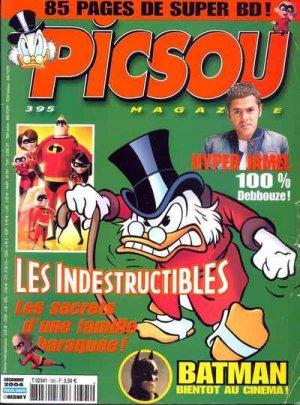 Picsou Magazine # 395