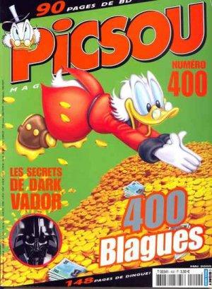 Picsou Magazine # 400