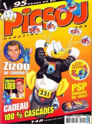 Picsou Magazine # 404