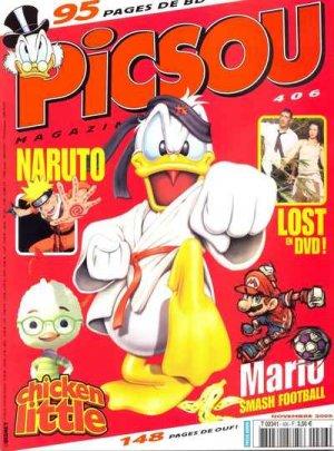 Picsou Magazine # 406