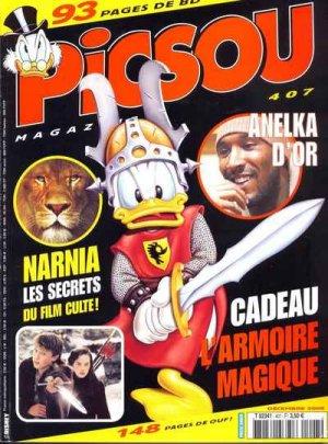 Picsou Magazine # 407