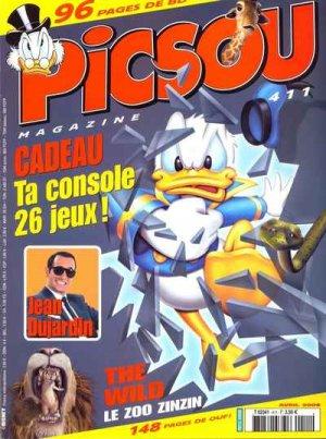 Picsou Magazine # 411
