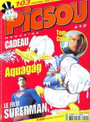 Picsou Magazine # 412