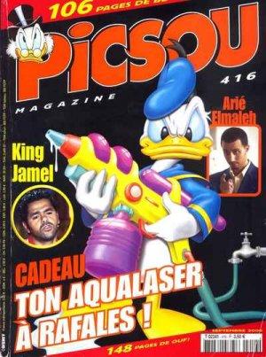 Picsou Magazine # 416