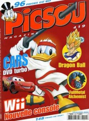 Picsou Magazine # 419