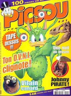 Picsou Magazine # 421