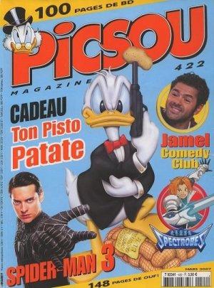 Picsou Magazine # 422