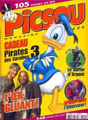 Picsou Magazine # 424