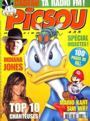 Picsou Magazine # 435