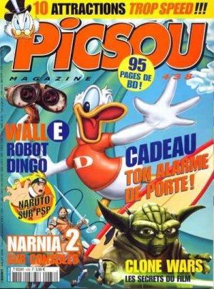Picsou Magazine # 438