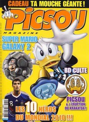 Picsou Magazine # 461