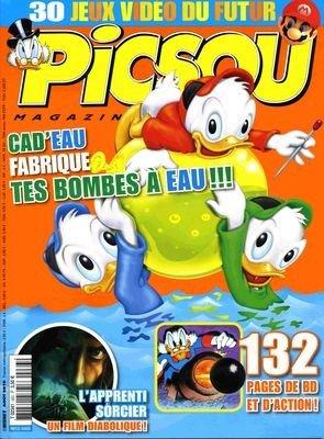 Picsou Magazine # 463