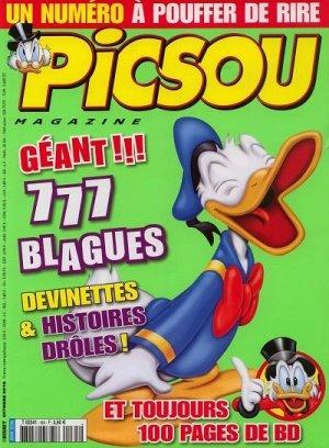 Picsou Magazine # 465