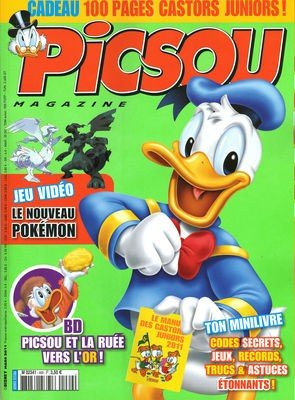 Picsou Magazine # 469