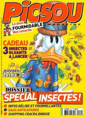Picsou Magazine # 472